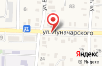Схема проезда до компании Стоп в Морозовске