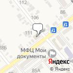 Магазин салютов Кочубеевское- расположение пункта самовывоза
