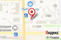 Схема проезда до компании Ассорти-Восток в Морозовске