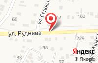 Схема проезда до компании Ковчег в Морозовске