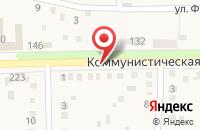 Схема проезда до компании Эллада в Морозовске
