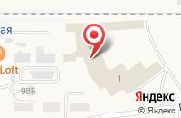 Схема проезда до компании УК Империя паллет в Островцах