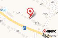 Схема проезда до компании Вектор в Рассказово