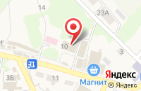 Схема проезда до компании Магазин 25 в Рассказово