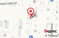 Схема проезда до компании Почтовое отделение №1 в Татарке