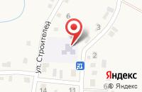 Схема проезда до компании Детский сад №23 в Татарке