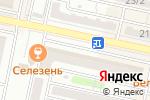 Схема проезда до компании ЮристКо в Ставрополе