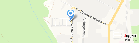 ИСМОС на карте Ставрополя
