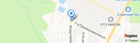 ХАДО на карте Ставрополя