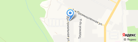 СТРОЙРЕСУРС на карте Ставрополя