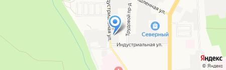 Ставропольнефтегазпроект на карте Ставрополя