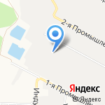 101 Забава на карте Ставрополя