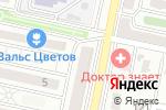 Схема проезда до компании Магазин товаров из IKEA в Ставрополе