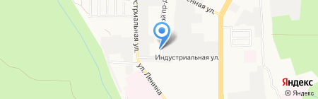 Русклимат-Ставрополь на карте Ставрополя