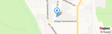 Ляфаня.рф на карте Ставрополя