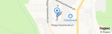 Экология-Термо на карте Ставрополя