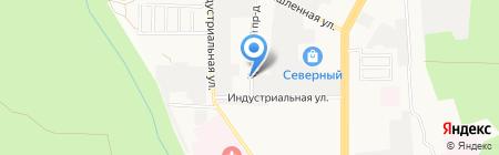 Довиком на карте Ставрополя