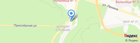 RemCO на карте Ставрополя