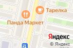 Схема проезда до компании Деревня Блиннолюбово в Ставрополе