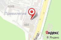 Схема проезда до компании Мир Технологий в Ставрополе