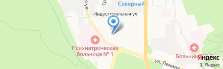 Отдел по работе с иностранными студентами на карте Ставрополя