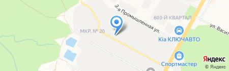 Мягкая жизнь на карте Ставрополя