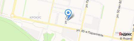 Центр дневного пребывания детей на карте Ставрополя