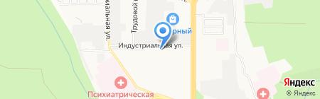 Полный привод на карте Ставрополя