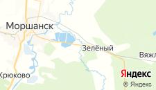 Отели города Большая Кашма на карте