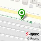 Местоположение компании Рубеж