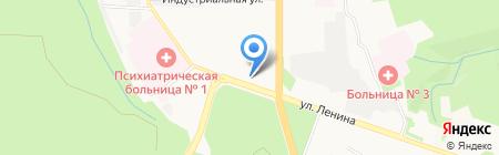 Шафран на карте Ставрополя