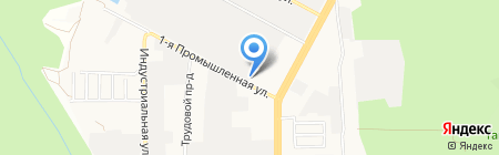 Стандарт-плюс на карте Ставрополя