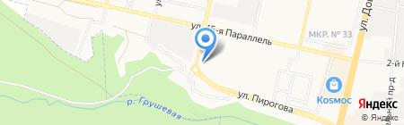 ШашлыкON на карте Ставрополя