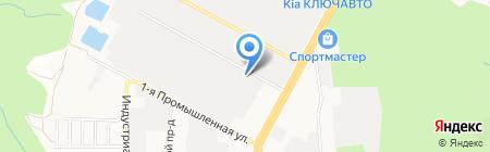 Сезар плюс на карте Ставрополя