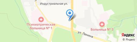 Управление дополнительного образования и повышения квалификации на карте Ставрополя