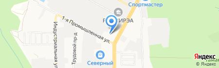 Росгосстрах на карте Ставрополя