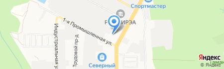 БлокПОСТ на карте Ставрополя