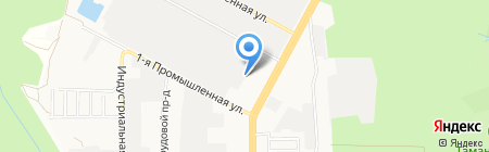 СтавленСтрой на карте Ставрополя