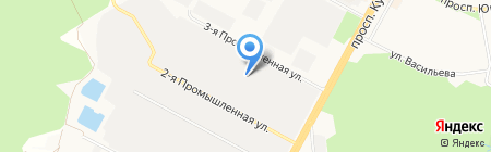 Всё Гениальное-Просто на карте Ставрополя