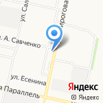 Электрик-Сантехник на карте Ставрополя