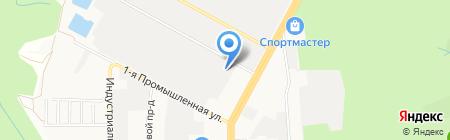 Дистрибьюторская компания на карте Ставрополя