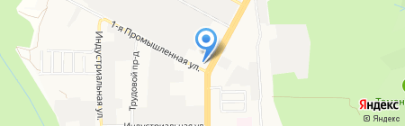Банкомат Газпромбанк на карте Ставрополя