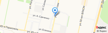 Система Плюс на карте Ставрополя