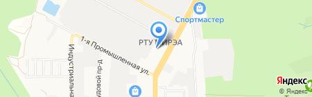 СпецТехника на карте Ставрополя