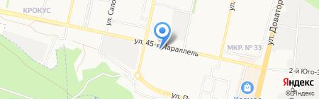 Gopro на карте Ставрополя
