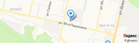 Хороший Врач на карте Ставрополя