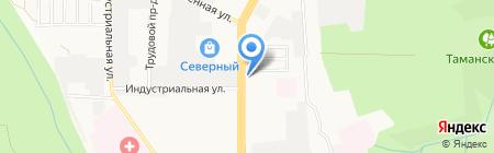 Торговый дом Демидовых на карте Ставрополя