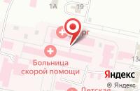 Схема проезда до компании Социальная аптека в Ставрополе