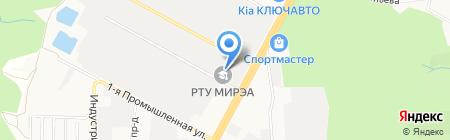 АвтоСтарт на карте Ставрополя