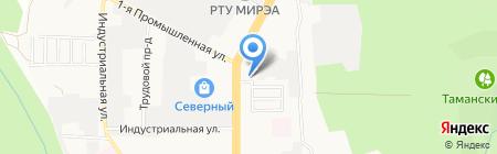 909 на карте Ставрополя